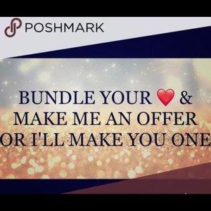 Other - Shop my closet and make an offer!